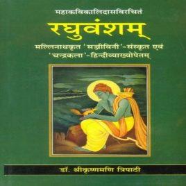 Raghuvansham-Mahakavi Kalidas.