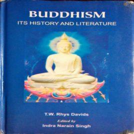 Buddhism-Its History & Literature-Indra Narayan Singh.